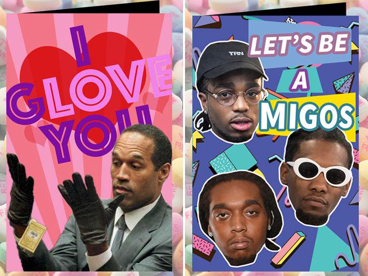 TMZs Last Minute Valentines Day Cards Print Your Own – Print Your Own Valentines Card