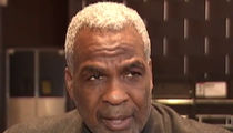 Charles Oakley Admits Drinking Before Altercation ... 'But None in the Garden' (VIDEO)