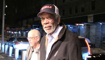 Morgan Freeman Says 'Don't Speak Obama!' (VIDEO)