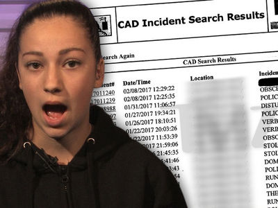 'Cash Me Ousside' Girl, Cops Responded to Home 51 Times In a Single Year (DOCUMENT + PHOTO GALLERY)