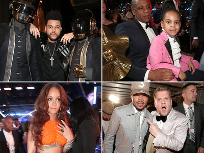Grammys Behind The Scenes (PHOTO GALLERY)