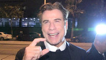 John Travolta Says Teleprompter Blunder Was A Joke (VIDEO)