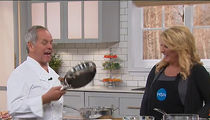 Wolfgang Puck Dishes Up F-Bomb on HSN (VIDEO)