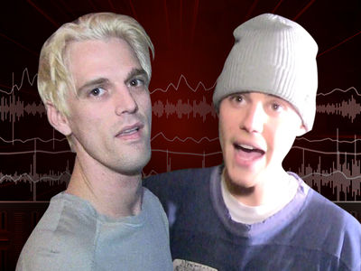 Aaron Carter Says Justin Bieber Must Feel Threatened (AUDIO)