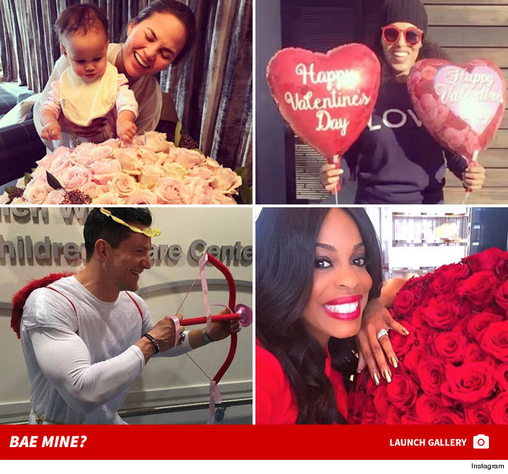 celebrities celebrating valentines day - Why Valentine Day Is Celebrated