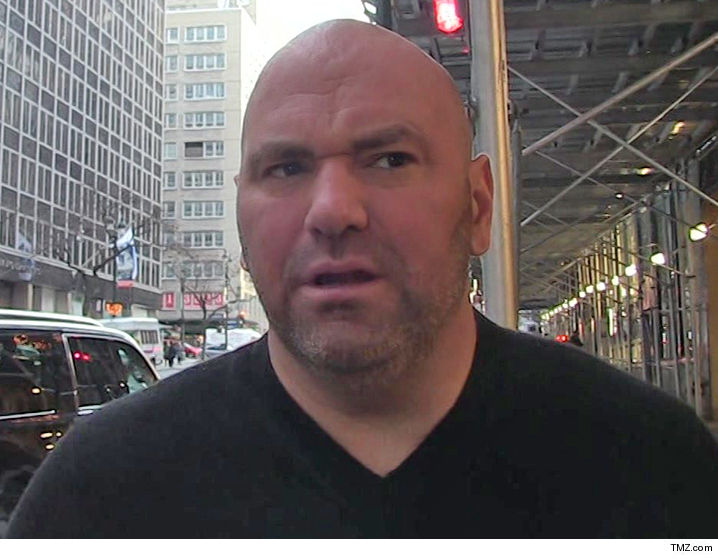 Dana white on mayweather vs mcgregor 39 there is no for Dans white