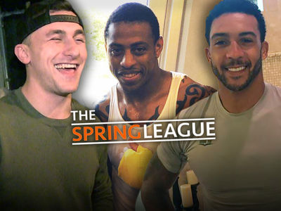 Johnny Manziel Recruited By Spring League ... Other NFL Stars Commit (DOCUMENT + VIDEO)