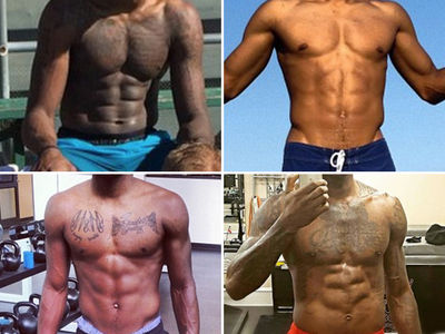 NBA All-Stars' Abs -- Guess Who!