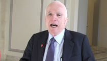 John McCain Loves Ashton Kutcher's Work, Outside Hollywood (VIDEO)