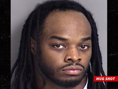 NFL's Trent Richardson -- Arrested For Domestic Violence