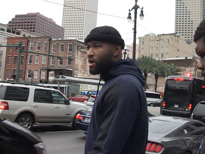 DeMarcus Cousins: Would An All-Kentucky Team Beat The Cavs? 'F***in' Right' (VIDEO)