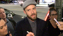 Justin Timberlake Weighs in On President Trump (VIDEO)