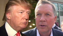 Donald Trump to Meet Kasich, The Question, Who Blinked?