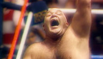 George 'The Animal' Steele Gets WWE Celeb Tribute (Video)