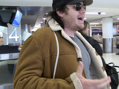 Josh McDermitt Can't Say Why He Hung Out With 'Stranger Things' Kids (VIDEO + PHOTO)