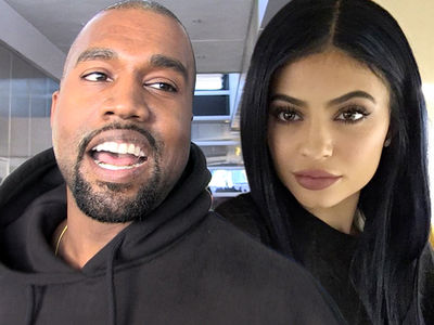 Kanye West Wants to Enter Cosmetics Business Like Kylie