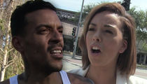 Matt Barnes In Sweetest Custody War Ever (PHOTO)