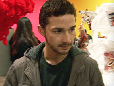 Shia LaBeouf Turns Off Protest Cam After Gunshots Report