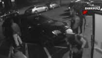 Surveillance Video Shows Moments Before Bankroll Fresh Shooting (VIDEO)
