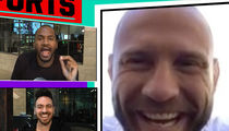 UFC Star 'Cowboy' Cerrone Talks CRAZY Daytona 500 Parties (VIDEO)