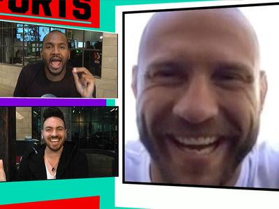 UFC Star 'Cowboy' Cerrone Talks CRAZY Daytona 500 Parties (VIDEO)