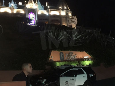 The Magic Castle -- Magician's Body Discovered ... Possible Suicide