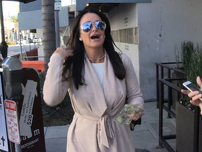 Kyle Richards, If Kellyanne Becomes a Housewife, I'll Pass (VIDEO)