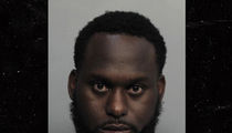 Matt Elam Arrested on Drug Charges in Miami (MUG SHOT)
