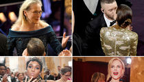 Behind the Scenes of the 89th Oscars (PHOTO GALLERY)