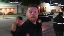 Canelo Alvarez Says Conor vs. Floyd Is a Joke ... Disrespectful to Boxing (VIDEO)