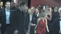 Emma Stone Rolls Deep with Oscar ... and HOT CHICKS!!! (VIDEO)
