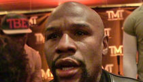 Floyd Mayweather's Vegas Home Burglarized During L.A. Bday Trip