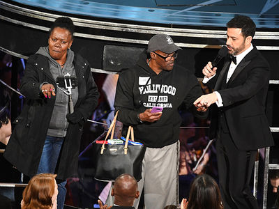 Oscars 'Gary From Chicago' Just Did 20 Years in Prison! (VIDEO)