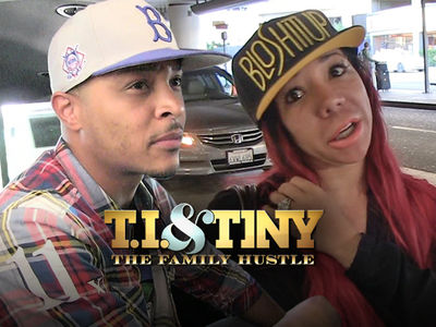T.I. and Tiny's TV Show Saved from Cancellation, Will Feature Divorce Drama (VIDEO)