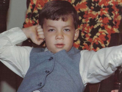 Guess Who This Laid-Back Lad Turned Into!