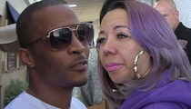 T.I. and Tiny's Divorce Dead in the Water ... For Now