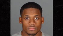 College Football RB Arrested for Rape ... Again (MUG SHOT)