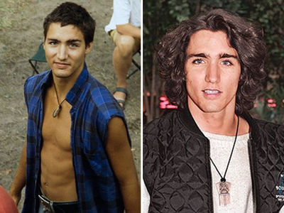 Justin Trudeau Was Always This Hot, Young Pics Prove It (PHOTOS)