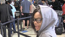 Gabby Douglas Won't Compete on 'Dancing' ... I Wanna Be a Judge! (VIDEO)