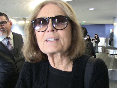 Gloria Steinem Defends Bra-Less Emma Watson, There's No Feminist Dress Code (VIDEO + PHOTO)