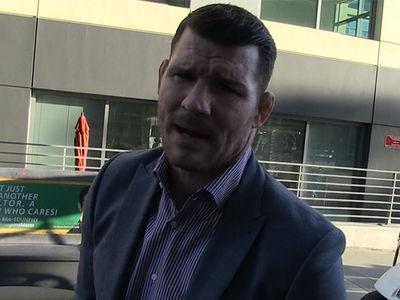 Michael Bisping Says Another 'XXX' Movie In the Works ... I'm Gonna Be In It! (VIDEO)