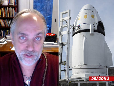 SpaceX Moon Mission Won't Be Rich People's Joyride, Says Space Travel Vet (VIDEO)