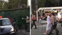 Jackie Warner Arrest Video, 'Stay in the F***ing Car!'