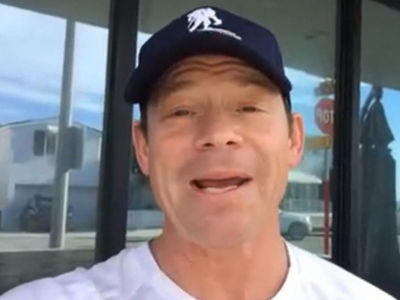 UCLA Football Coach Jim Mora ... Lonzo Ball Could Play WR For the Bruins! (VIDEO)