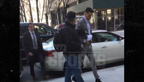 Matt Barnes Gets SERVED At Court ... In Nightclub Brawl Case (VIDEO)