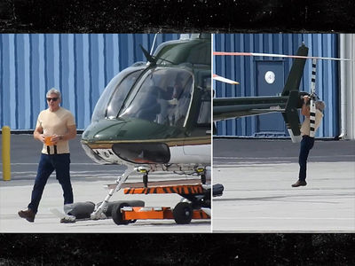 Harrison Ford is Back to Flying Solo in a Helicopter (SUPER COOL VIDEO)