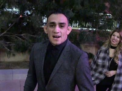 UFC's Tony Ferguson Says 'Conor McGregor's Next' (VIDEO)