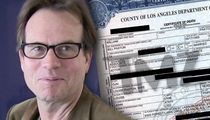 Bill Paxton Death Certificate, Valve Replacement Surgery Triggered Stroke (DOCUMENT)