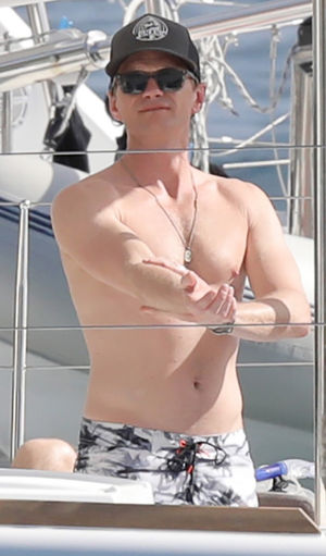 Neil Patrick Harris and David Burtka - A Whole Yacht-a Fun