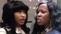 Nicki Minaj, I Don't Have to Respond to Remy Ma's Lies